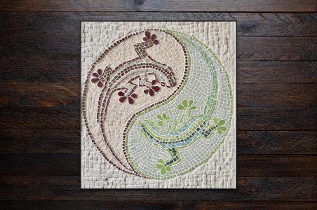 'Wild Geckos' Mosaic