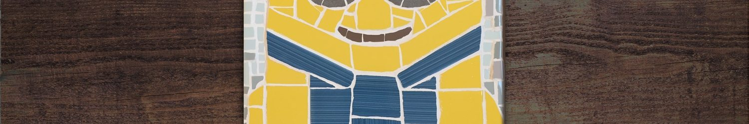 'Bob the Minion' Mosaic