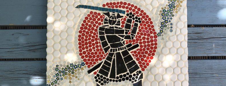 Samurai Mosaic